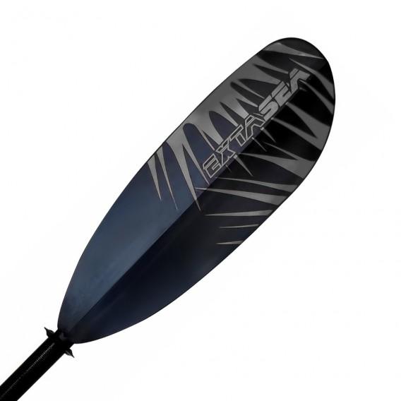 ExtaSea Safari TESTPADDEL Fiberglas Vario Doppelpaddel Kajak Paddel 4-teilig grau hier im ExtaSea-Shop günstig online bestellen