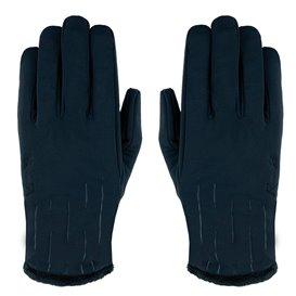 Roeckl Kirchsee Windproof Damen Softshell-Handschuhe schwarz