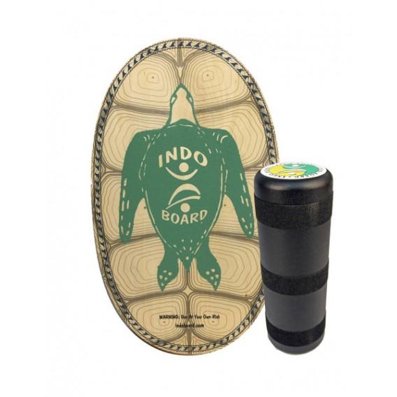 Indoboard Original Sea Turtle Balancetrainer inkl. Rolle und DVD hier im Indo Board-Shop günstig online bestellen