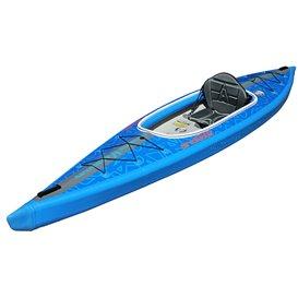 Advanced Elements AirVolution 1 Personen Drop-Stitch Kajak Luftboot blue-grey hier im Advanced Elements-Shop günstig online best