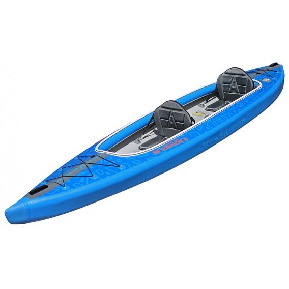 Advanced Elements AirVolution 2 Personen Drop-Stitch Kajak Luftboot blue-grey hier im Advanced Elements-Shop günstig online best