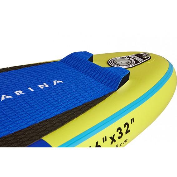 Aqua Marina Beast 10.6 aufblasbares Stand Up Paddle Board SUP komplett Set hier im Aqua Marina-Shop günstig online bestellen