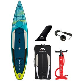 Aqua Marina Hyper 12.6 Touring aufblasbares SUP Stand Up Paddle Board