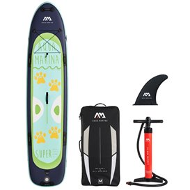 Aqua Marina Super Trip Family aufblasbares SUP Stand Up Paddle Board