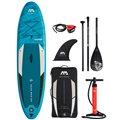 Aqua Marina Vapor 10.4 aufblasbares Stand Up Paddle Board SUP komplett Set