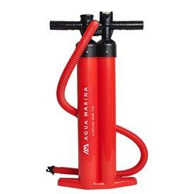Aqua Marina Liquid Air V3 Hochdruck Hand Pumpe Luftpumpe mit Manometer