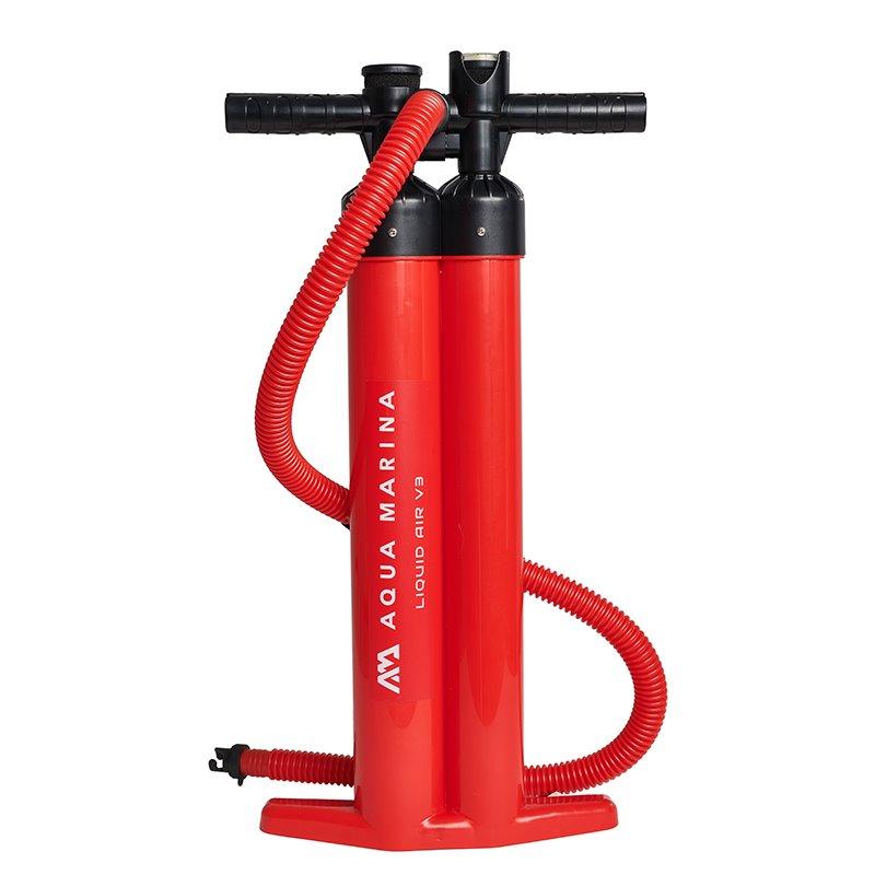 Aqua Marina Areo II SUP Kajak Handpumpe Hochdruckpumpe Pumpe NEU