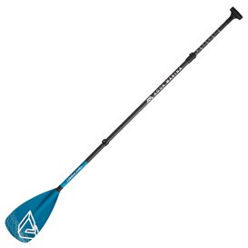 Aqua Marina Carbon Guide Adjustable 3-teilig Carbon-Fiberglaspaddel SUP Paddel