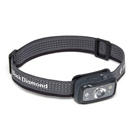 Black Diamond Cosmo 300 Lumen Stirnlampe Helmlampe graphite
