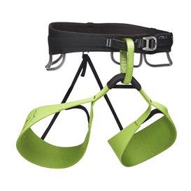 Black Diamond Solution Harness Honnold Edition Klettergurt Sitzgurt verde