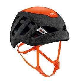 Petzl Sirocco Helm zum Kletter und Bergsteigen schwarz