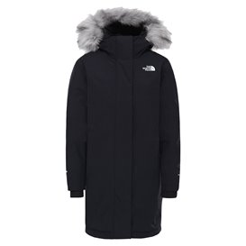The North Face Arctic Parka Damen Daunenparka Wintermantel black