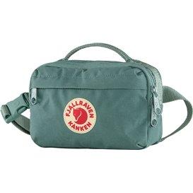 Fjällräven Kanken Hip Pack Bauchtasche Hüfttasche frost green hier im Fjällräven-Shop günstig online bestellen