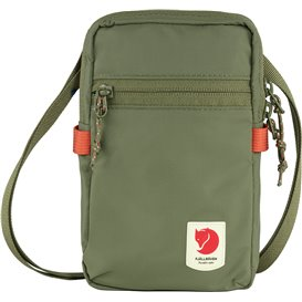 Fjällräven High Coast Pocket Umhängetasche Handytasche green
