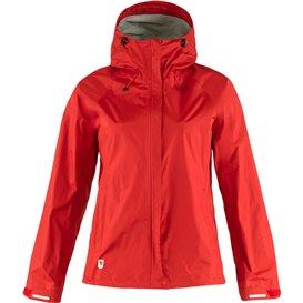 Fjällräven High Coast Hydratic Jacket Damen Regenjacke Windjacke true red