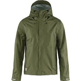 Fjällräven High Coast Hydratic Jacket Herren Regenjacke Windjacke green