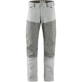 Fjällräven Abisko Midsummer Zip-Off Trouser Herren Wanderhose shark grey-super grey