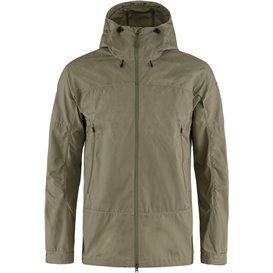 Fjällräven Abisko Lite Trekking Jacket Damen Übergangsjacke light olive