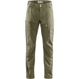 Fjällräven Abisko Midsummer Trousers Long Herren Wanderhose savanna-light olive