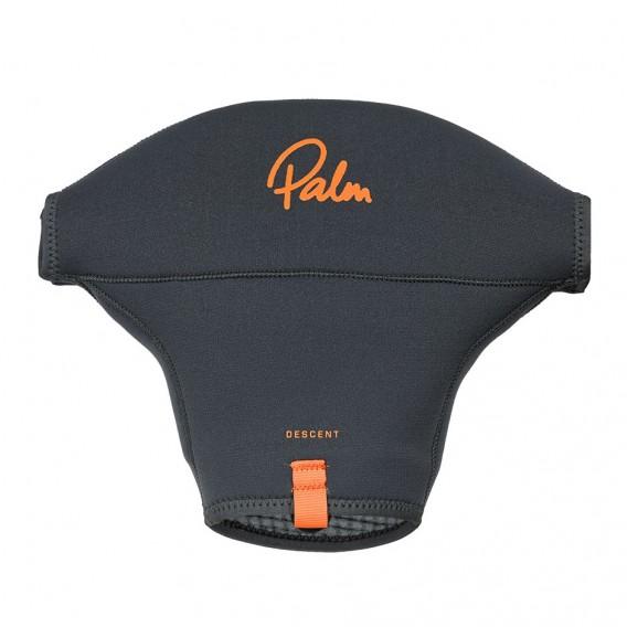 Palm Descent Pogies Paddelpfötchen Paddel Handschuhe Wassersport jet grey hier im Palm-Shop günstig online bestellen