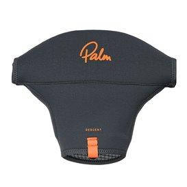 Palm Descent Pogies Paddelpfötchen Paddel Handschuhe Wassersport jet grey