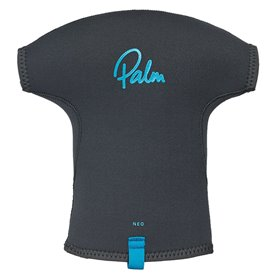 Palm Neopren Pogies Paddelpfötchen Paddel Handschuhe Wassersport jet grey