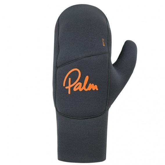 Palm Claw Mitts Neopren Fäustlinge Paddelhandschuhe jet grey hier im Palm-Shop günstig online bestellen
