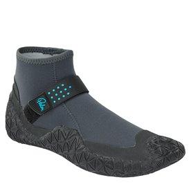 Palm Rock Shoes Kinder Neoprenschuhe Wassersportschuhe jet grey