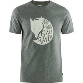 Fjällräven Forever Nature T-Shirt Herren Kurzarmshirt stone grey hier im Fjällräven-Shop günstig online bestellen