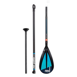 Red Paddle Carbon 100 Nylon SUP Paddel 3-teilig Camlock