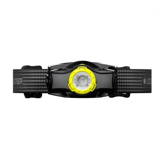 Ledlenser MH3 Helmlampe Stirnlampe 200 Lumen schwarz-gelb hier im Ledlenser-Shop günstig online bestellen