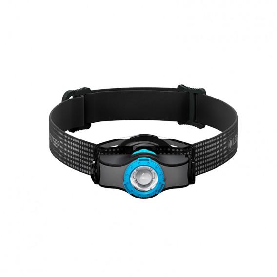 Ledlenser MH3 Helmlampe Stirnlampe 200 Lumen schwarz-blau hier im Ledlenser-Shop günstig online bestellen