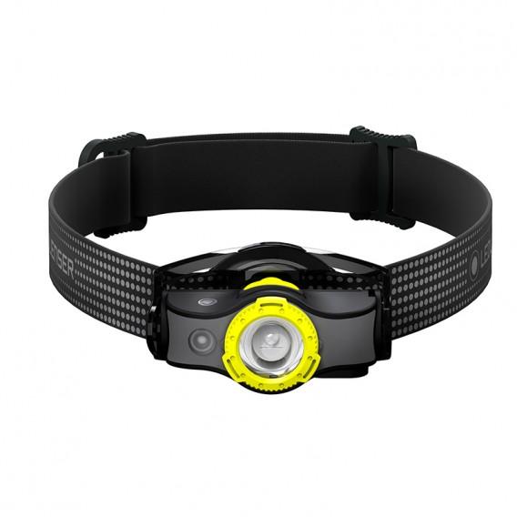 Ledlenser MH5 Helmlampe Stirnlampe 400 Lumen schwarz-gelb hier im Ledlenser-Shop günstig online bestellen