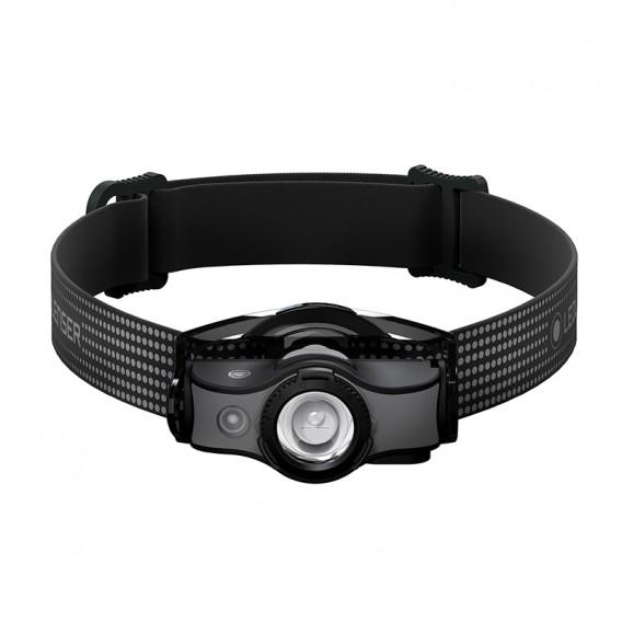 Ledlenser MH5 Helmlampe Stirnlampe 400 Lumen schwarz-grau hier im Ledlenser-Shop günstig online bestellen
