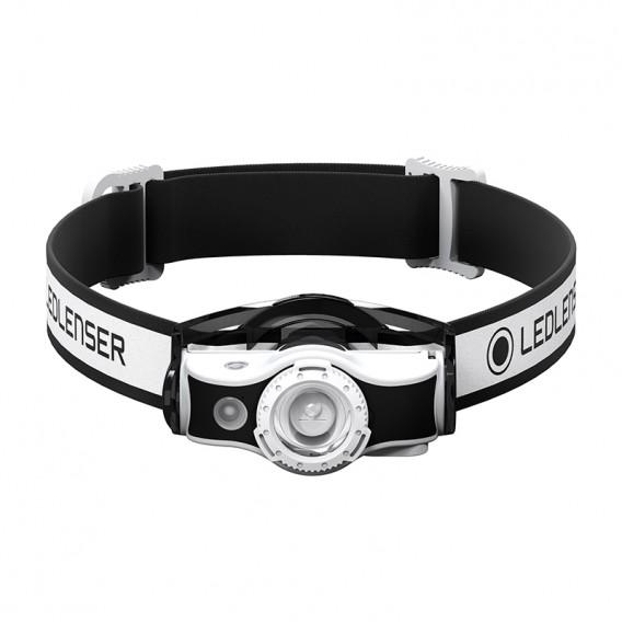 Ledlenser MH5 Helmlampe Stirnlampe 400 Lumen weiß-schwarz hier im Ledlenser-Shop günstig online bestellen