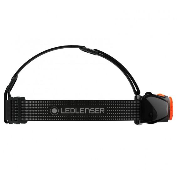 Ledlenser MH7 Helmlampe Stirnlampe 600 Lumen schwarz-orange hier im Ledlenser-Shop günstig online bestellen