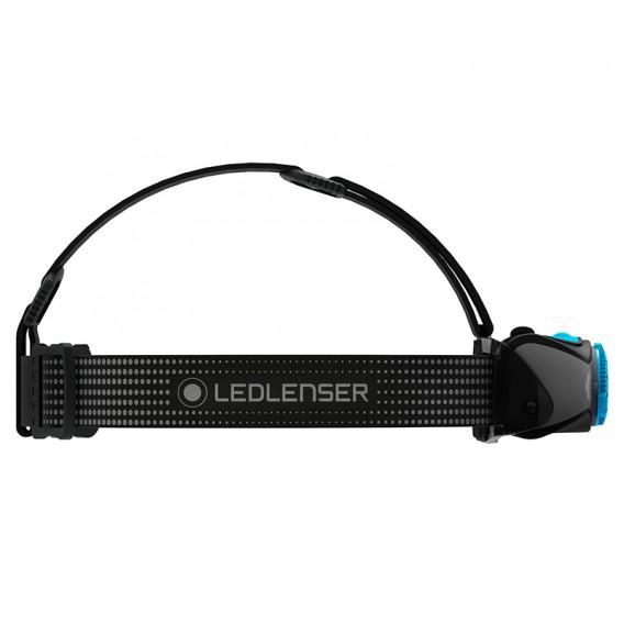 Ledlenser MH7 Helmlampe Stirnlampe 600 Lumen schwarz-blau hier im Ledlenser-Shop günstig online bestellen