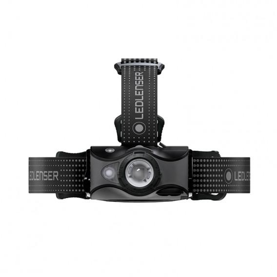 Ledlenser MH7 Helmlampe Stirnlampe 600 Lumen schwarz-grau hier im Ledlenser-Shop günstig online bestellen
