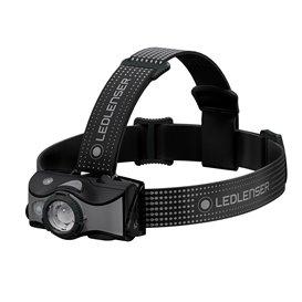 Ledlenser MH7 Helmlampe Stirnlampe 600 Lumen schwarz-grau