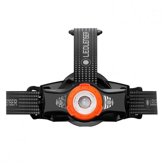 Ledlenser MH11 Helmlampe Stirnlampe 1000 Lumen schwarz-orange hier im Ledlenser-Shop günstig online bestellen