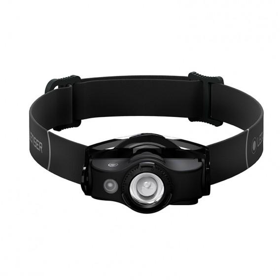 Ledlenser MH4 Helmlampe Stirnlampe 400 Lumen schwarz hier im Ledlenser-Shop günstig online bestellen
