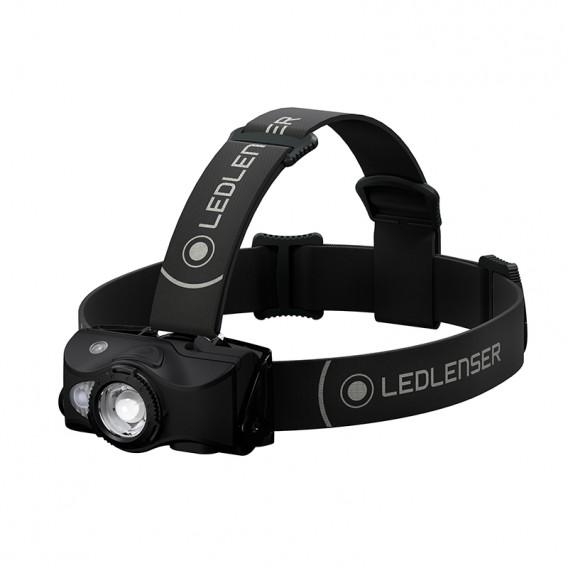 Ledlenser MH8 Helmlampe Stirnlampe 600 Lumen schwarz hier im Ledlenser-Shop günstig online bestellen