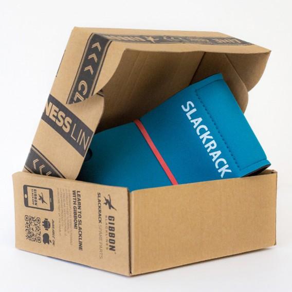 Gibbon Slackrack Pads Schutzkappen für Slackrack Fitnessedition hier im GIBBON-Shop günstig online bestellen