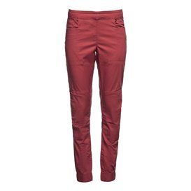 Black Diamond Notion Pants Damen Kletterhose Sporthose wild rose