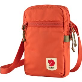 Fjällräven High Coast Pocket Umhängetasche Handytasche rowan red