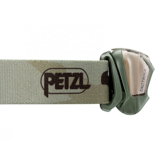 Petzl Tactikka Helmlampe Stirnlampe 300 Lumen camo hier im Petzl-Shop günstig online bestellen