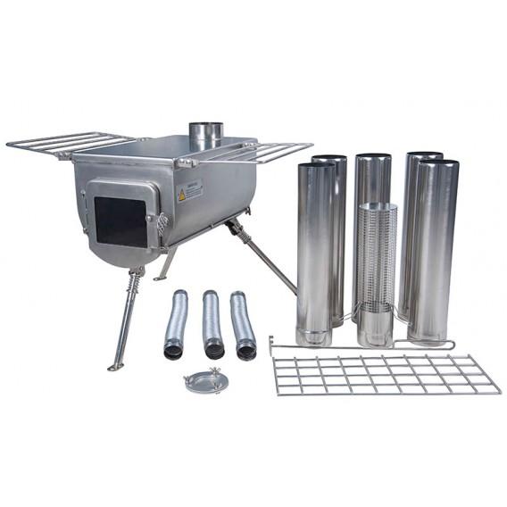 Winnerwell Woodlander Plus Gr. L Zeltofen Saunaofen Ofen hier im Winnerwell-Shop günstig online bestellen
