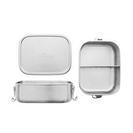 Tatonka Lunch Box II 800 Lock Edelstahl Brotdose hier im Tatonka-Shop günstig online bestellen