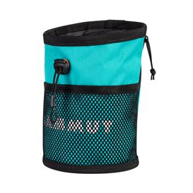 Mammut Gym Mesh Chalk Bag Beutel für Kletterkreide dark ceramic