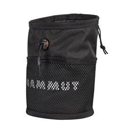 Mammut Gym Mesh Chalk Bag Beutel für Kletterkreide black
